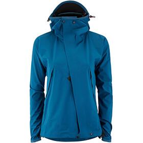 Klättermusen W's Allgrön Jacket Blue Sapphire
